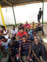 Police nab internet fraudster for impersonating Governor Obiano on Facebook; 20 other crime suspects
