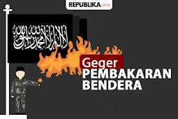 Tidak Logis, Polisi Bebaskan Pelaku Pembakar Bendera Tauhid
