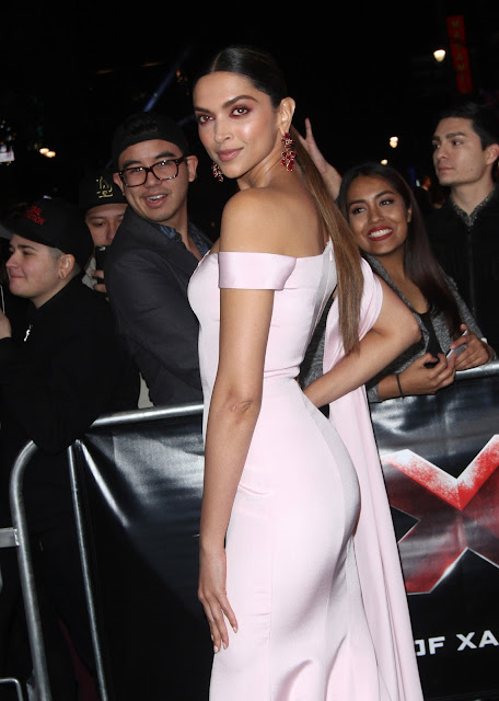 Deepika Padukone – 'xXx: Return of Xander Cage' Premiere in Los Angeles