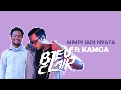 Download Lagu Bleu Clair Mimpi Jadi Nyata Feat Kamga Mp3 Terbaru