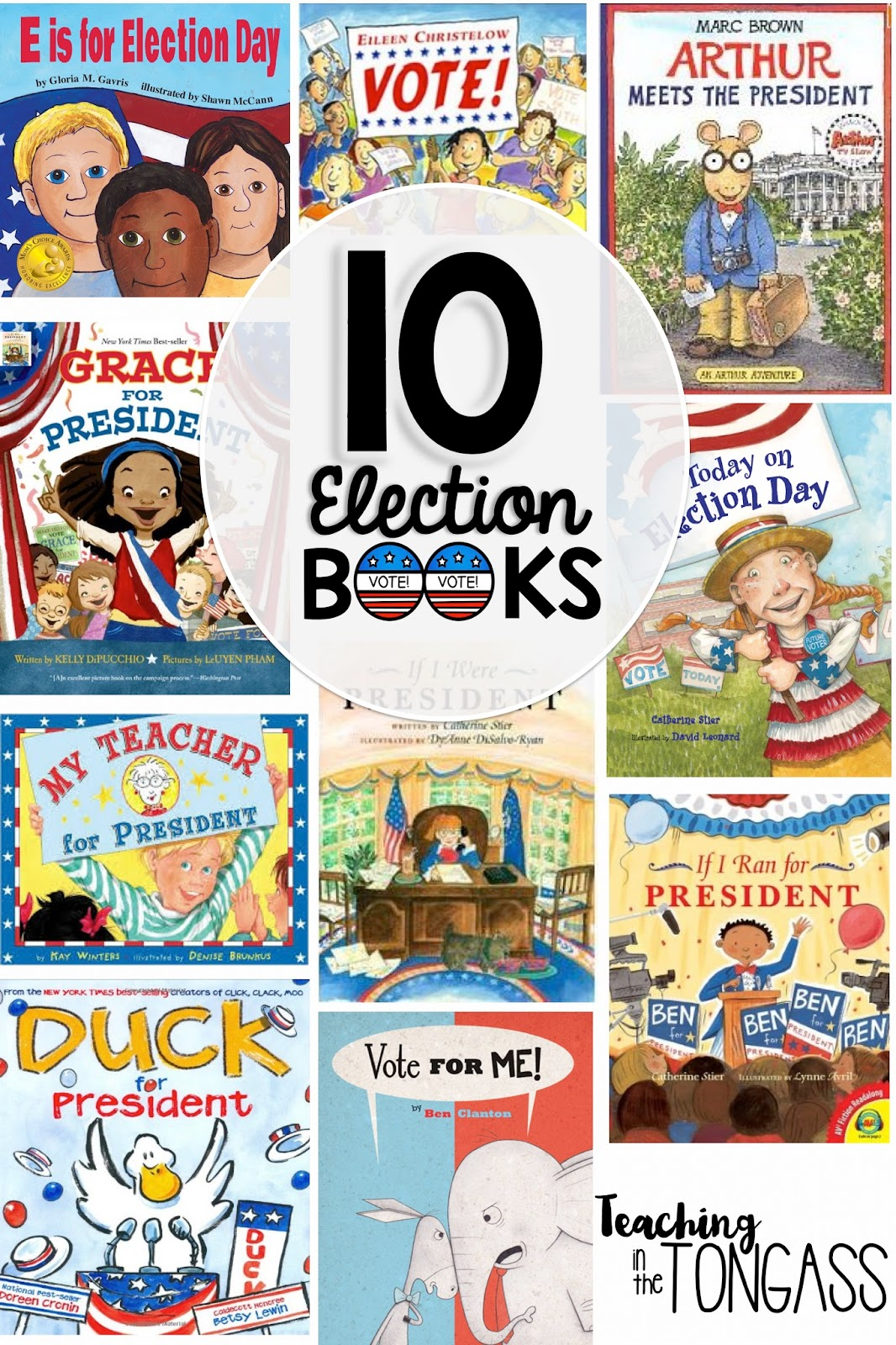 election day books