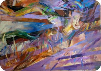 Expozitie de pictura Anna Borcz