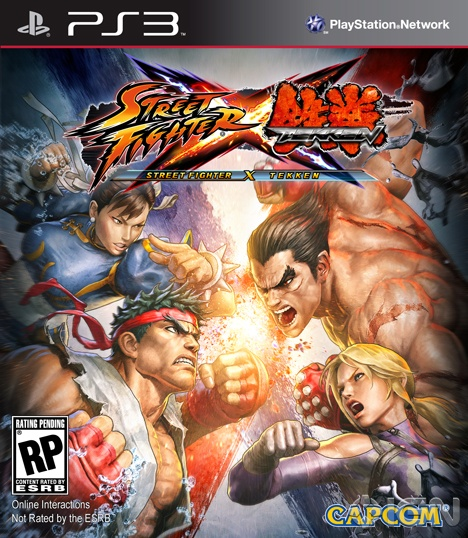 PS3 Street Fighter X Tekken Eboot Fix for CFW 3 55/3 41 - MateoGodlike
