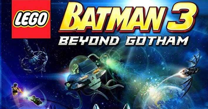 LEGO Batman 3: Beyond Gotham - Free Download