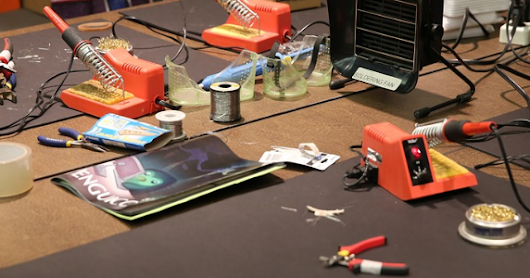 Four Reasons Why a Library Makerspace Makes Sense