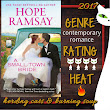 4 stars-- A Small Town Bride (Chapel of Love #2) by Hope Ramsay
