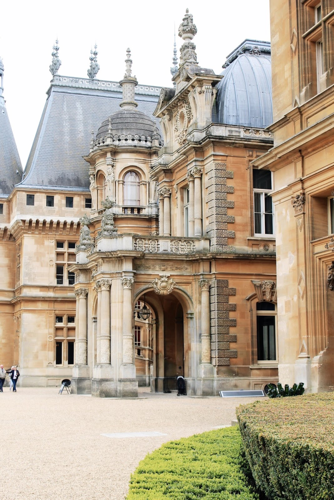 Waddesdon Manor Travel Blog