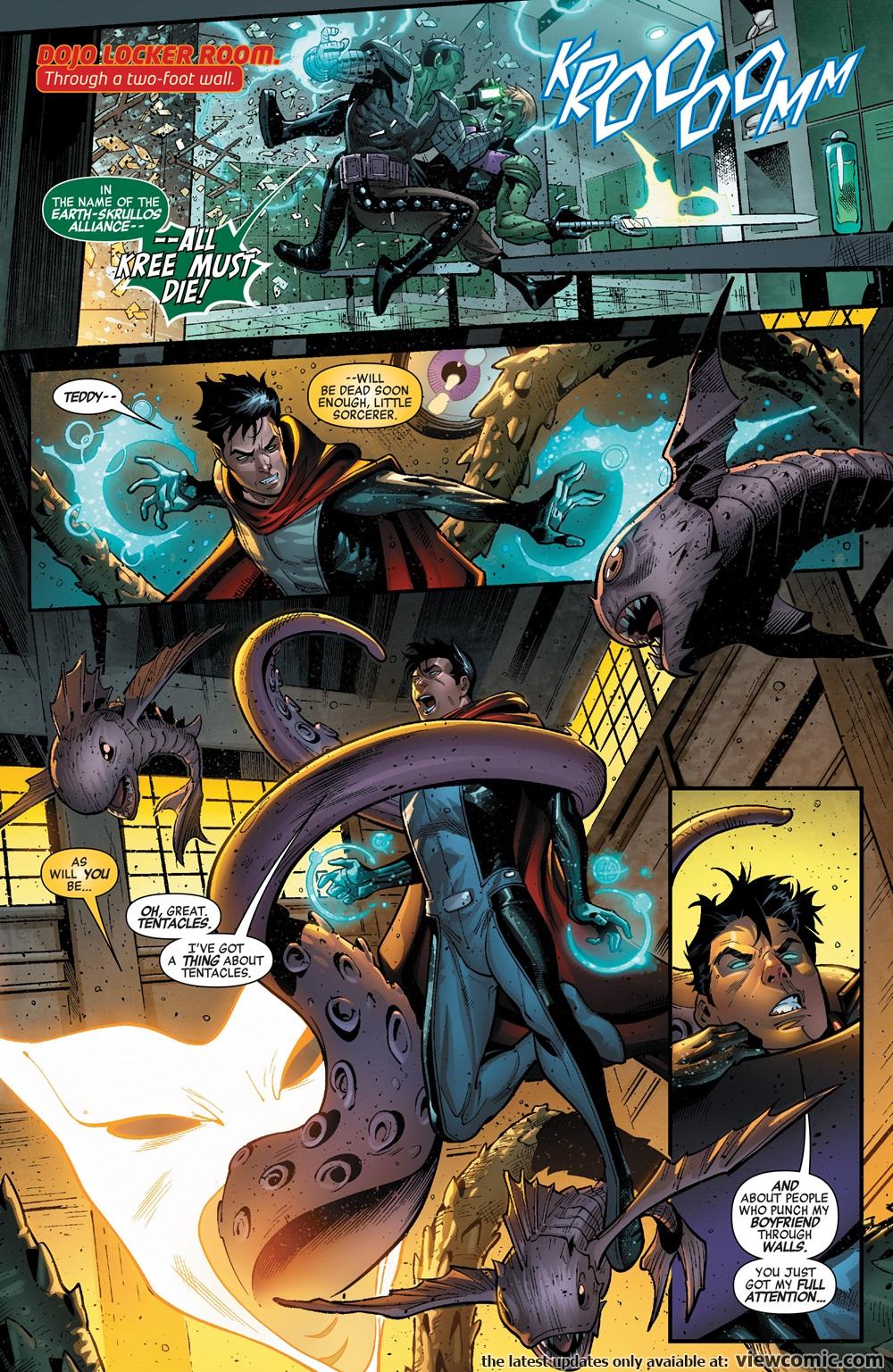New Avengers v4 016 (2016)  | Vietcomic.net reading comics online for free