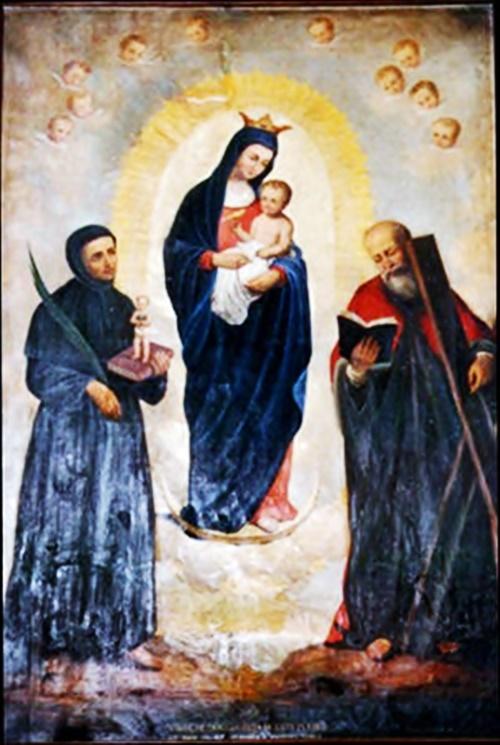 Oracion A La Virgen De Chiquinquira