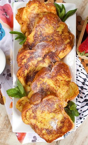 THE VERY BEST FRENCH TOAST RECIPE