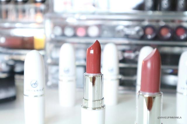 EB Advance Kylie and Mink Mauve Lipstick