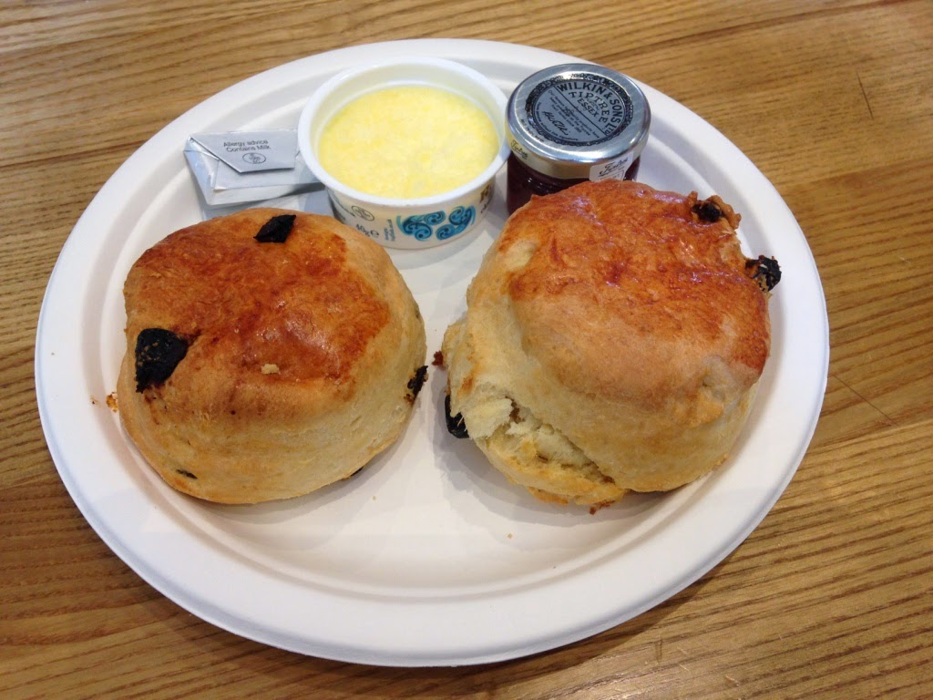 Box Hill National Trust Scones