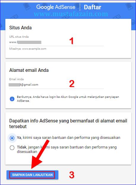Cara Mendaftar Google Adsense 2018 Untuk Pemula