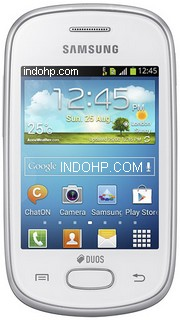review dan harga samsung galaxy star