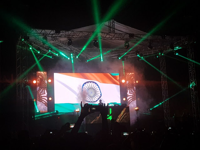 Sunburn Kolkata 2017 With Jai Wolf & DJ KSHMR 12