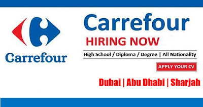 Carrefour Job Vacancies In UAE
