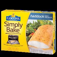 Gorton's Simply Baked Haddock Garlic Herb Butter