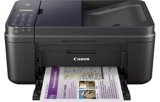Canon Pixma E480 - Google