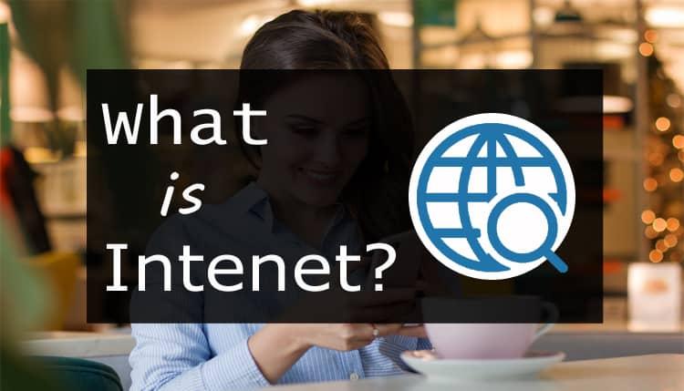 Internet kya hai?