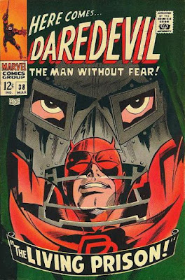 Daredevil #38, Dr Doom