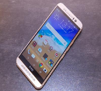 Thay mặt kính HTC One M9 chính hãng