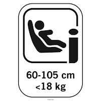 logo siège auto i size