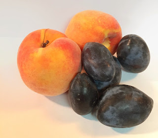 Italian Prune Plum Chutney from Beth Fish Reads