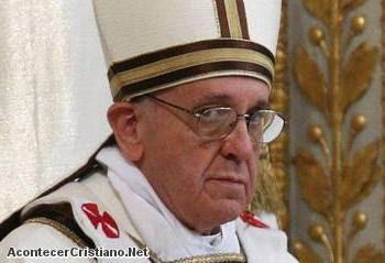 El Papa Francisco reconoce lobby gay en el Vaticano