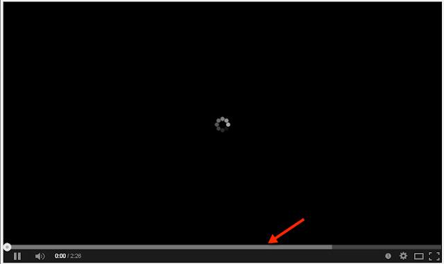 مشاهدة فيديو اليوتيوب بدون تقطيع