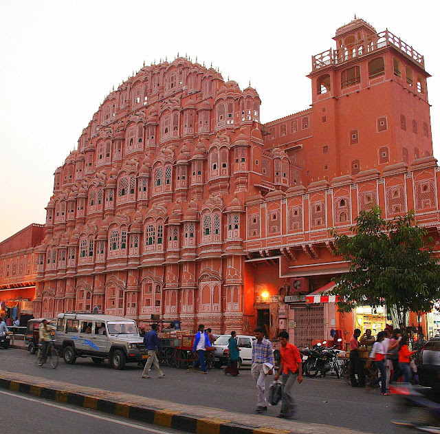 Hawa Mahal Jaipur Rajasthan
