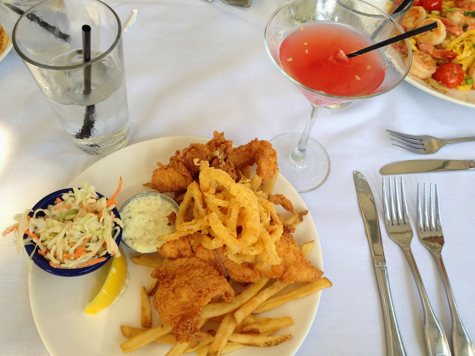 legal seafood review kendall square