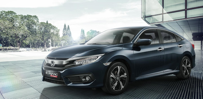 Info Harga dan Promo Honda Civic