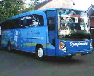 Rental Bus Symphonie Jakarta, Rental Bus Symphonie