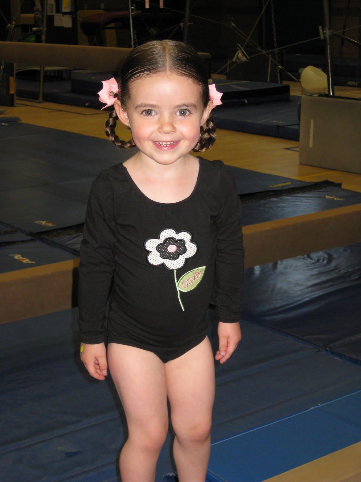 little girls gymnastics naked