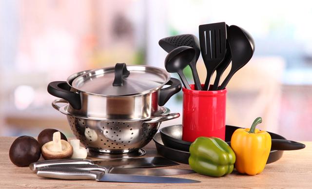 Tips Membersihkan Karat pada Peralatan Dapur