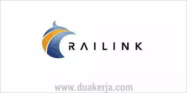 Lowongan Kerja PT Railink Terbaru 2019
