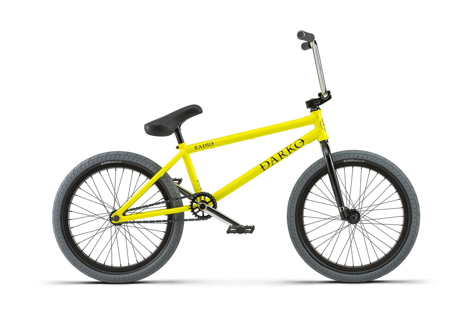 The New Darko Bmx From Radio Bikes
