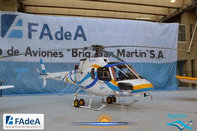 Resultado de imagen para Helicóptero Z 11 + FAdeA