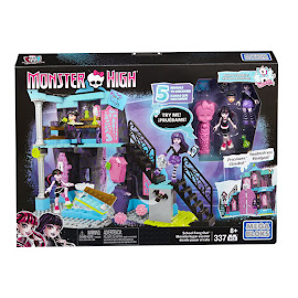 MH School Fang Out Elissabat Mega Blocks Figure
