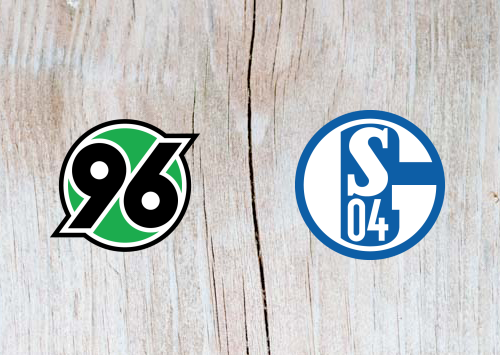 Hannover vs Schalke - Highlights 31 March 2019