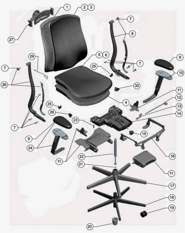 Office Chair Parts High Wing Back Chairs How To Master Your Chairinterior Designs