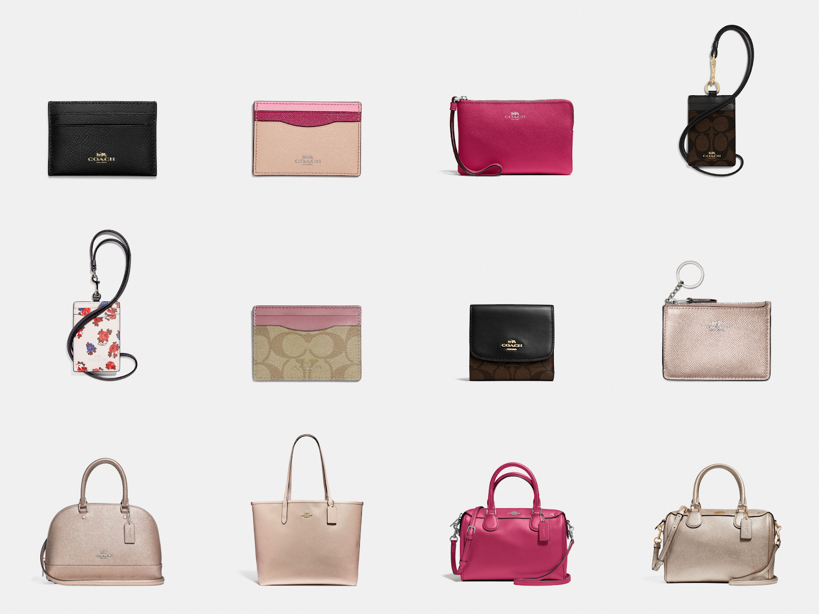 Coach Outlet  60% Off Everything + Extra 20% Off Clearance +  10 Off! Get  Card Case for  6 ee46843ed9786