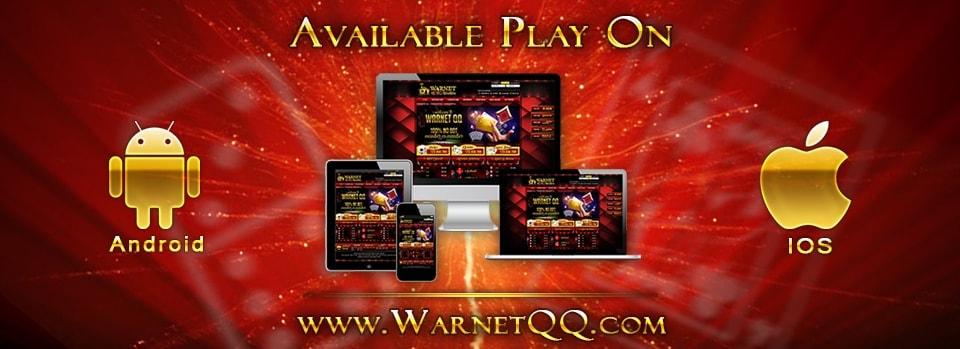 WARNETQQ Situs BandarQ, Situs Domino99, Situs AduQ, Situs Poker Online Terpercaya dan Teraman