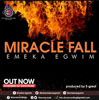Miracle Fall by Emeka Egwim