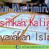 Kaum Muslimin.. Masihkah Kalian Ber-nyawakan Islam..?!