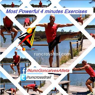 4 minutos exercício - video treino em casa
