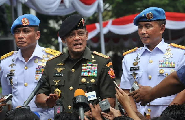 Panglima TNI: Biarkan Kami Memancing di Air Keruh, Nanti Juga Akan Muncul, Kami Jadi Tahu!