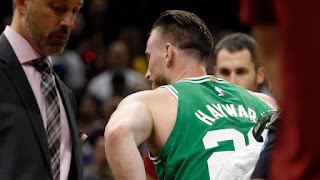 Gordon Hayward injured