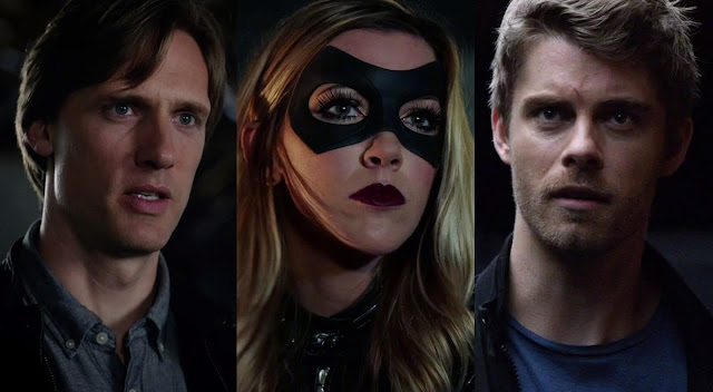 arrow, the flash, agents of shield