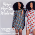 Don't miss out on this Amazing Weekend Getaway Excitement! It's Maju Pop-Up Weekend | September 29th – October 1st